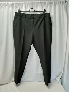 ❤ Ladies Primark Black Slim Leg Trousers Size 18 BNWT