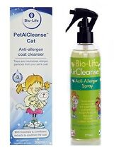 DUO Bio-Life PetalCleanse CAT Solution & AirCleanse Anti Allergy Spray