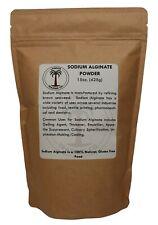 Sodium Alginate - 15 Ounces