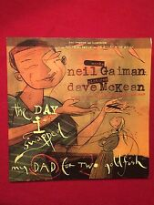 Neil Gaiman Dave McKean The Day I Swapped my Dad for Two Goldfish Softback Book