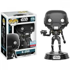 Star Wars Rogue One K-2so With Blaster Battle Damaged NYCC 17 Pop Vinyl Figure