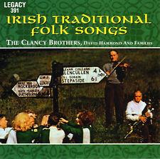 The Clancy Brothers, David Hammond And F : Irish Folk Song Favorites CD