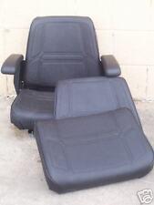 Black Kubota Seat Cushions M9000 M8030 M7030 M5030 M8200