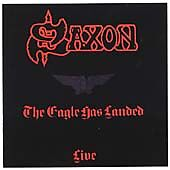 Saxon - Eagle Has Landed (Live Recording, 1999)-excellent condition