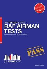 RAF Airman Tests: Sample Test Questions for the RAF Airman Test by Richard McMunn (Paperback, 2013)