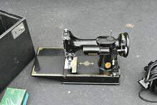 Vintage Singer 221-1 Featherweight Sewing Machine
