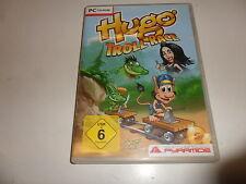 PC  Hugo Troll Race. PC Spiel.