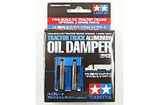 56515 Tamiya Aluminium Oil Dampers 2pc Tractor Truck Model Kits 1/14th R/C