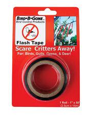 Bird-B-Gone  Bird Repellent  Mylar Flashtape  1  50 ft.