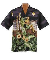 Hula Girl Hawaiian Aloha Shirt