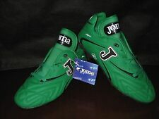 Joma Alfonso '90s EURO 40 NIB NOS vintage soccer football boots cleats green
