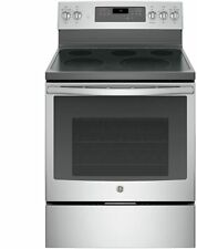 "Brand New! GE JB750SJSS 30"" Stainless Electric Convection Range"