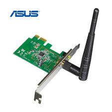 Tarjeta de red Wi-Fi ASUS PCE-N10 IEEE 802.11n Wireless PCI-express N150