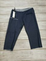 NWT $212 Skif Blue Denim Joy Pant 100% Cotton One Size w/ Deep Pocket Pants