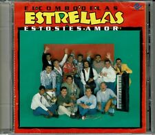 El Combo de Las Estrellas Esto si es Amor    BRAND  NEW SEALED CD