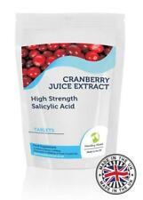Cranberry Juice 5000mg Salicylic Acid x 250 Tablets