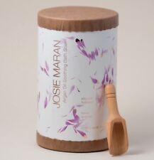 Josie Maran ~ Honey Lavender Argan Oil Soothing Bath Soak W/ Scoop ~ (12 oz)