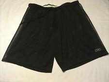 OBO Mesh Hockey/ Ice Hockey Shorts Vgc Size XL Black