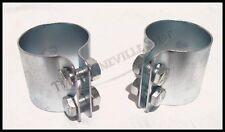 TRIUMPH, NORTON, BSA COIL BRACKETS. 40mm. LUCAS / TRIUMPH PN# 70-6389 E6389