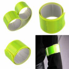 Bicycle Reflective Safe Leg Pants Clip Strap Beam Band Bottom Belt