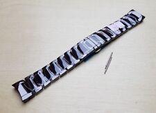 Spare Black Ceramic Strap to fit Emporio Armani AR1475 Watch Bracelet/Band