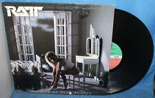 """Ratt Invasion Of Your Privacy Album 12"""" LP Atlantic Records 1985 81257-1"""