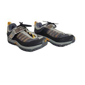 Pearl Izumi Women's 38 X-Alp Low Sneakers 2-Bolt Mountain Cycling Shoes 5742