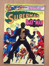 Superman batman 1978 Nº 1