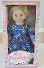 Nib Mrs. Beasley Vintage Collectible Doll Family Affair - 2000 Edition