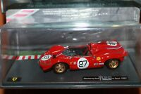 FERRARI - 350 CAN-AM - LAGUNA SECA - 1967 - SCALA 1/43