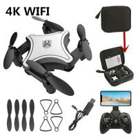 RC Drone Quadcopter 4K HD Camera WiFi FPV Navigation Light Helicopter Accessory