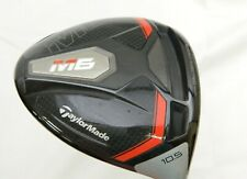 2019 Taylormade M6 10.5* Driver Atmos Black 6R Regular Injected Twist face M 6