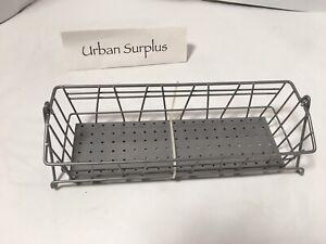 Ikea Steel Wire Basket Silver