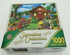 MasterPieces Signature Collection Waterfront 1000pc Puzzle New