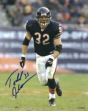 Autographed TODD JOHNSON Chicago Bears 8x10 Photo w/COA