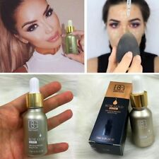24K Gold Brighten Moisturizer Beauty Oil Face Essence Skin Makeup Base Primer