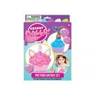 Hunter Products Creamy Mallo Pretend Cupcake Playset-NEW