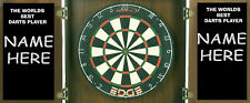 MY LUCKY DARTS PLAYER MUG XMAS GIFT LIMITED EDITION NEW ADD NAME TO BOARDS FOC