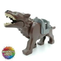 LEGO - Lord Of The Rings - Dark Brown Warg - minifigure - 79012