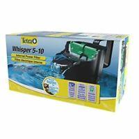 Tetra Whisper INTERNAL POWER FILTER 5-10 G Aquarium FISH REPTILES TURTLE Quiet
