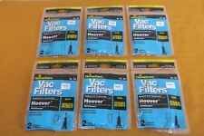 7 PACKS = 14 NEW SEARS 99 HOOVER WINDTUNNEL 38765019 SECONDARY VACUUM FILTERS