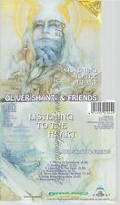 CD--OLIVER SHANTI--LISTENING TO THE HEART