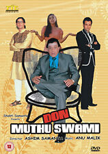 DON MUTHU SWAMI - DVD - REGION 2 UK