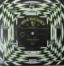 "THE PLATTERS - THE GREAT PRETENDER  - VINYL 7""  - 45 RPM  -"