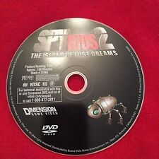 Spy Kids 2 Island of Lost Dreams DVD Widescreen COLLECTOR'S SERIES Free Ship