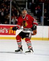 Chris Chelios Chicago Blackhawks 8x10 Photo