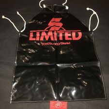 Toyota Starlet S-Limited Gym Bag Rare JDM 1300 EP71 Turbo P70 84-89 85 86 87 1.3