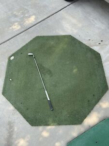5' x 5' Commercial Golf Practice Driving  Range Mats Preowned