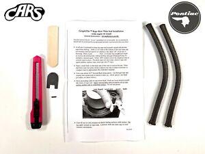 1968-1976 Pontiac 455 428 | Rope Rear Main Bearing Seal Set | Best Gasket