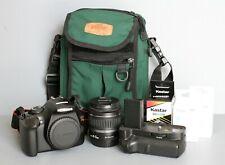 Canon EOS Rebel T3 Digital Camera - Canon EFS 18-55mm Lens - Bag (481-492)